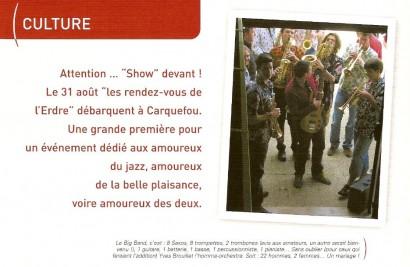 2007 presse RDV Erdre-Carquefou Mag