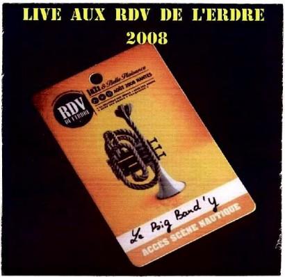 2008 Live aux RDV Erdre
