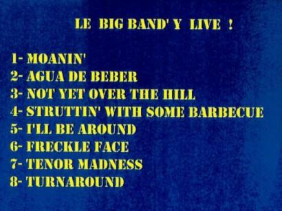 2011 Live aux RDV Erdre 2