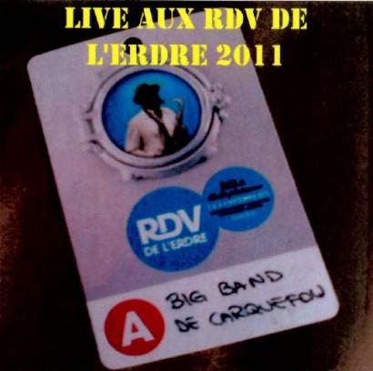 2011 Live aux RDV Erdre