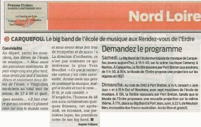 2011 Presse RDV Erdre 2